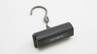 Samsonite Travel Accessories Foldable Digital Luggage Scale