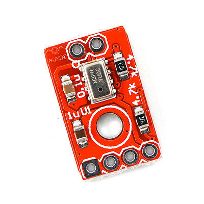 MPL3115A2 I2C Intelligent Temperature Pressure Altitude Sensor For Arduino AU