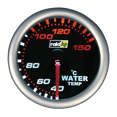 Kit Gauge Ø52 Gauge Raid Hp Night Flight Temperature Water 40 - 150 °C