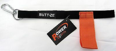BUTT-ZE Glute/Butt Foot Strap Butt Shaping Exercise Gym Home Accessory