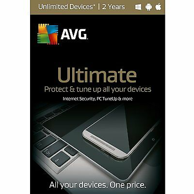 AVG Internet Security 2017 1 PC 1 Anno Licenza Elettronica Digitale Product Key
