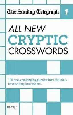 The Sunday Telegraph: All New Cryptic Crosswords 1 (The Telegraph Puzzle Books),