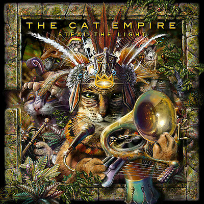 The Cat Empire - Steal The Light (2017 Reissue) VINYL LP NEW/ MINT (7TH JULY)