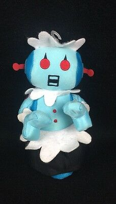 "Warner Brothers Studio Rosie The Jetsons Bean Bag Plush 8"" 1999 Robot"