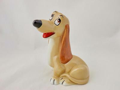Wade Disney Hatbox Blow up Dachie 1961-65 (Perfect)
