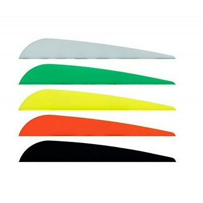 "BOHNING 4"" Killer Archery Plastic Vanes - Variety Of Colours (QTY 12)"