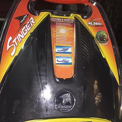 New in package  StingRay Stinger Hydrofoil  Stinger-1 Drill or No drill options