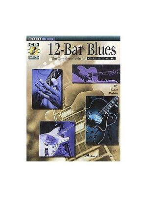 12-Bar Blues: The Complete Guide For Guitar Gitarre Notenbuch
