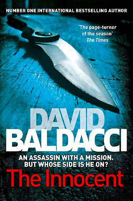 The Innocent by David Baldacci (Paperback) Book, New