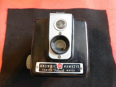 Vintage BROWNIE HAWKEYE Camera KODAK Flash Model