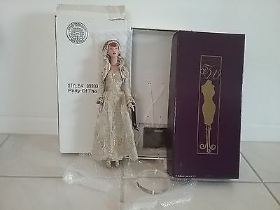 PARTY of the SEASON LE 1999 Premiere Tyler Wentworth Doll Robert Tonner