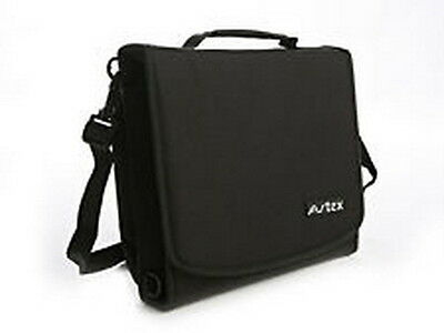 "4x Avtex Carry bag for 10"" tablet, Ipad or TV can fix to headrest for in car use"