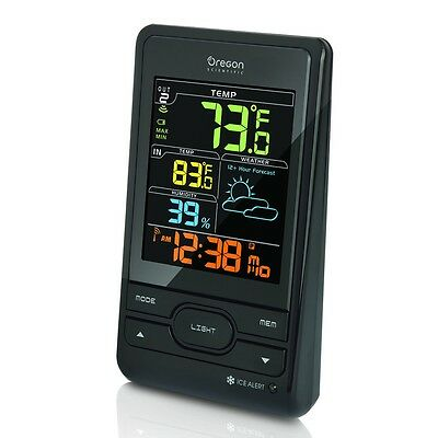 Oregon Scientific Colour LCD weather station BAR206S