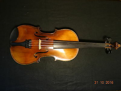 Antike 4/4  Geige  violon violino viool violín Vintage old and good condition