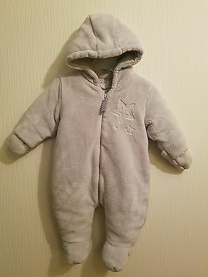Mamas &Papas Baby boys All in one suit 0-3 months NWOT Rrp£24