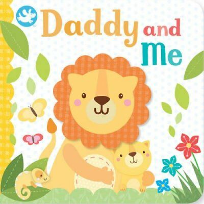 Little Learners Daddy and Me by Parragon 9781474845199 (Board book, 2016)