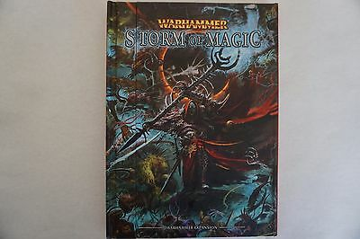 Warhammer: Storm of Magic Rulebook (OOP) (Hardcover)