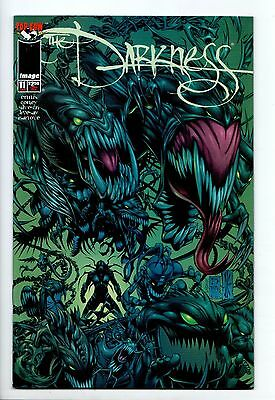 The Darkness #11 - Variant Cover G Dale Keown (Image, 1998) - VF/NM
