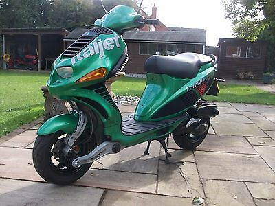 ITALJET  FORMULA  50 LC, only 5000 miles, Immaculate,  RARE in this conditon