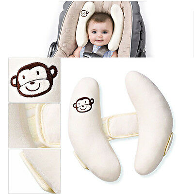 Concave Baby Protective Pillow Sleep Positioner Toddler Cushion Head Safety
