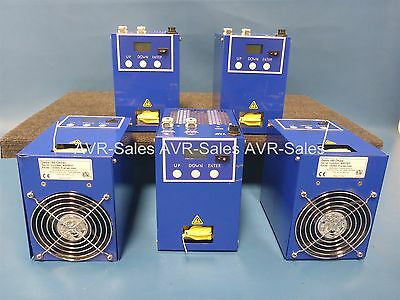 Lot of 5 Solid State Oasis 150 Thermoelectric Chillers | Parts / Repair