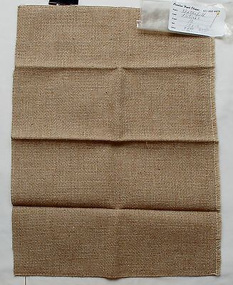 "10 count Natural Heatherfield Aida 18"" x 13"" counted cross stitch fabric  EW"