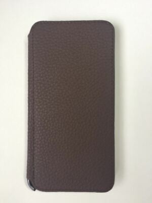 buy online 950f3 98d73 ADOPTED LEATHER FOLIO Wallet Case for Apple iPhone 6/6s Plus + -Brown  -Original
