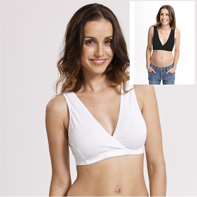 Super Sleep Bra by Fertile Mind (available in black or white)