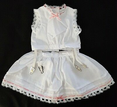 """American Girl Samantha's """"Lacy Whites"""" - Retired"""