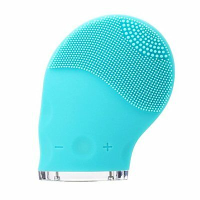 Facial Cleansing Brush Massager, Ultrasonic Vibrating Anti-Aging face cleanser a