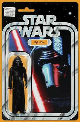Kylo Ren Action Figure Variant The Force Awakens #5 John Tyler Christopher