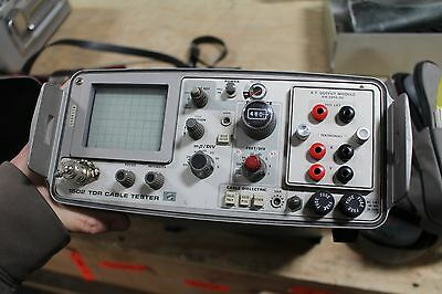 Tektronix TDR Time Domain Reflectometer Cable Tester - Model 1502