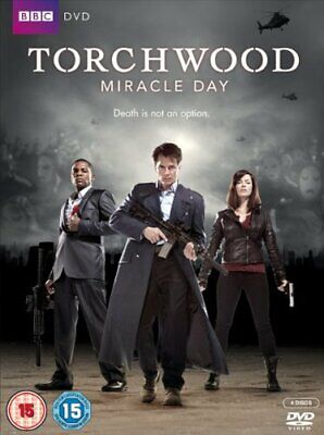 Torchwood - Miracle Day (Series 4) [DVD] - DVD  V2VG The Cheap Fast Free Post