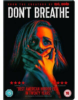 Don't Breathe [DVD] [2016] - DVD  BWVG The Cheap Fast Free Post