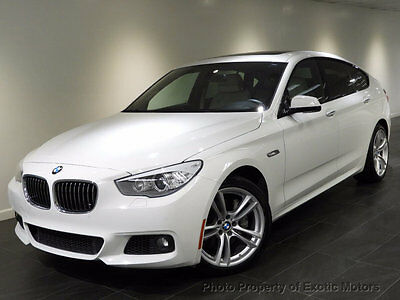 2012 BMW 5-Series 535i Gran Turismo 2012 BMW 535i GT NAV REAR-CAMERA PANO MSPORT/PREMIUM-SOUND HEATED-SEATS MSRP$65k
