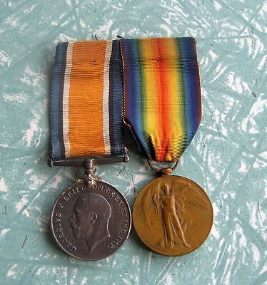 Ww1 Pair To Canadian Forestry Corps.
