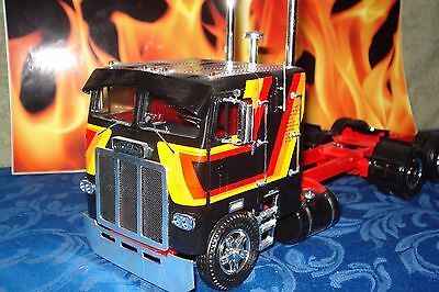 Custom Built Freightliner Powerliner Cab Over Truck(Relisted Due To Non Payment)