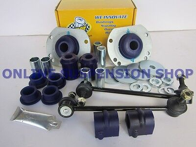 Suits Commodore VZ SUPER PRO Front Suspension Bush Kit SUPERPRO