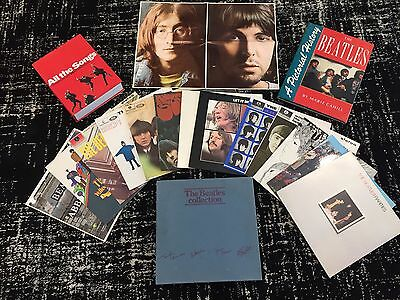 Beatles box set Albums never taken out of the box