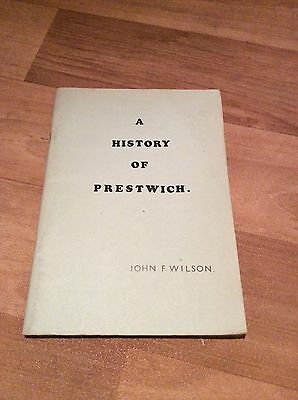 A History Of Prestwich Vintage Booklet (1979)