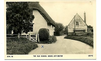 """BERKSHIRE ""  UFFINGTON   THE  OLD  SCHOOL  HOUSE        1920/30s"