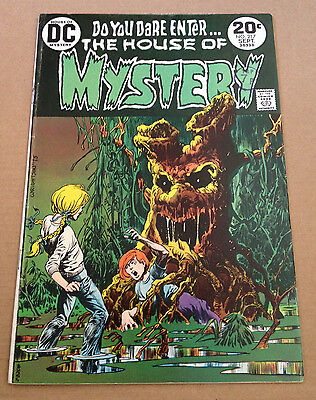 House Of Mystery # 217 - Wrightson Cover - Dc Comics 1973