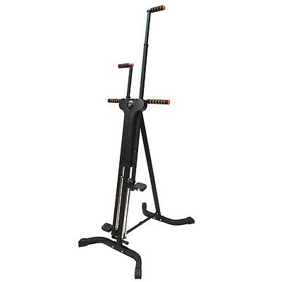 Exercise Climbing Stepper Climber Cardio Stair Fitness Workout Machine System UK