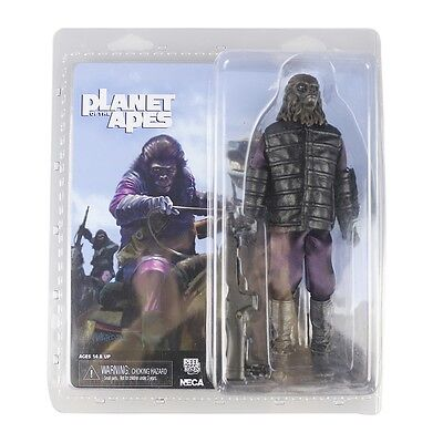 "Neca Planet Of The Apes Gorilla Soldier 8"" Action Figure No Box"