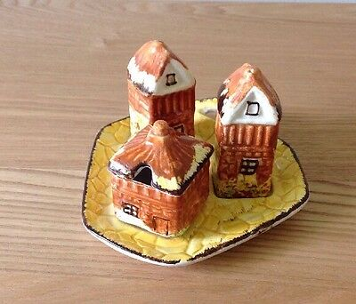 Cottage Ware Condiment Set By Price Bros