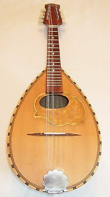 Beautiful sounding Old Italian Bowlback Mandolin good playing order & condition