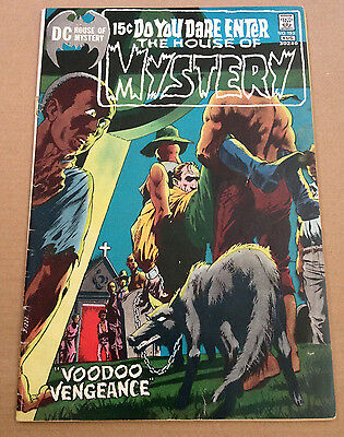 House Of Mystery # 193 - Wrightson Cover - Dc Comics 1971