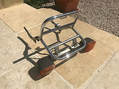 BMW R80 G/S rear luggage rack