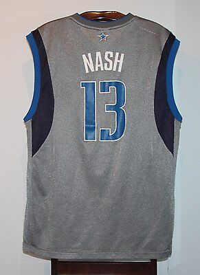 Maillot Trikot Jersey Nba Basket Basketball Dallas Mavericks Steve Nash XL