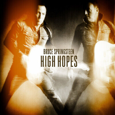 Bruce Springsteen : High Hopes CD (2014)